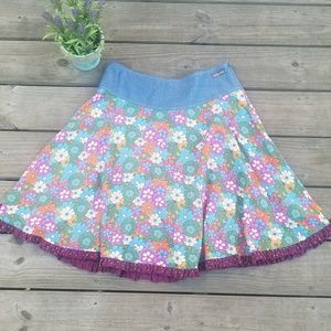 Matilda Jane paint-by-numbers skirt